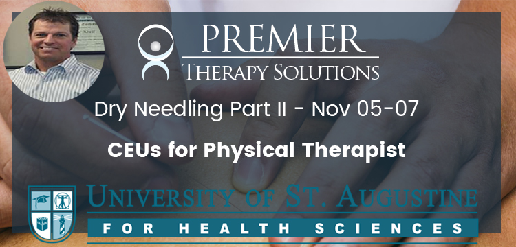 CEUs for Physical Therapist