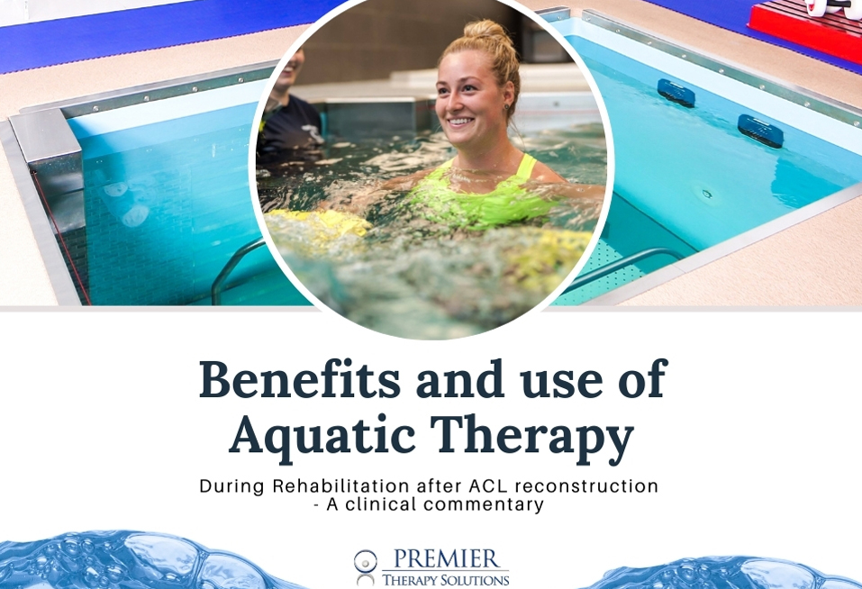 Aquatic Therapy for ACL Rehab